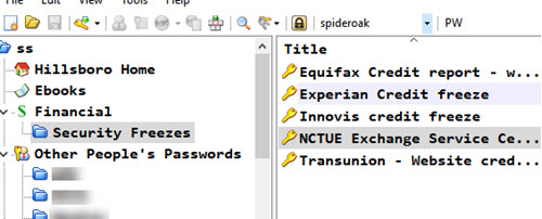 Saving Attachments in KeePass