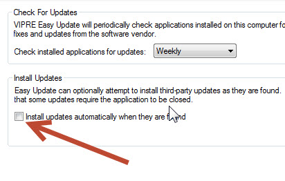 how to turn off auto updates w10